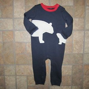 Gap Toddler Boy Polar Bear One Piece